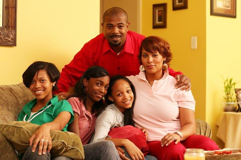 Ma famille est très importante pour moi