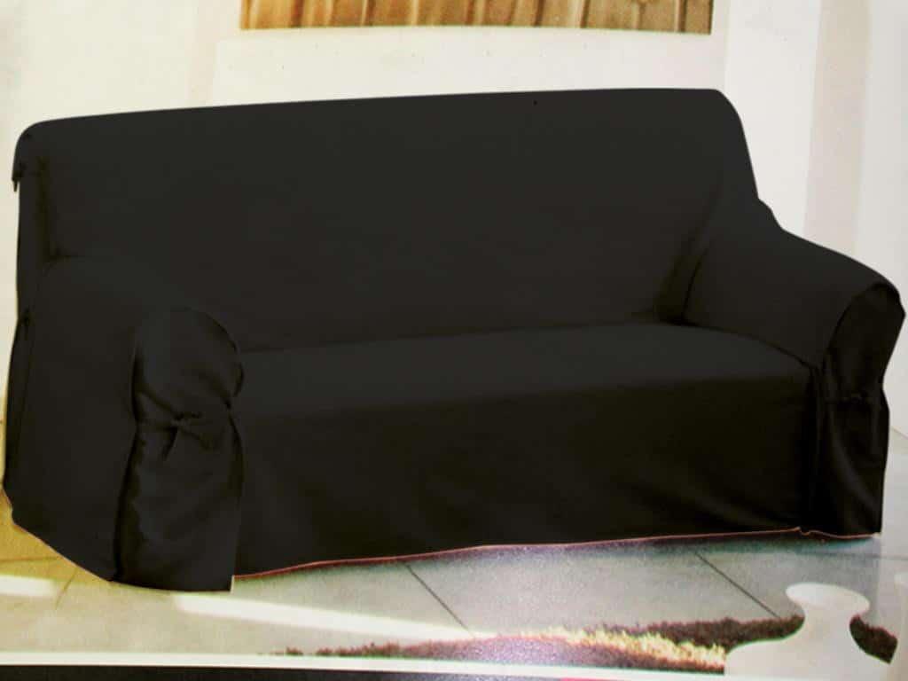 Housse de canap id ale pour relooker votre sofa en un for Housse de canape d angle
