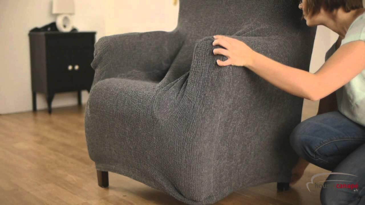 Housse de canapé, idéale pour relooker votre sofa en un instant