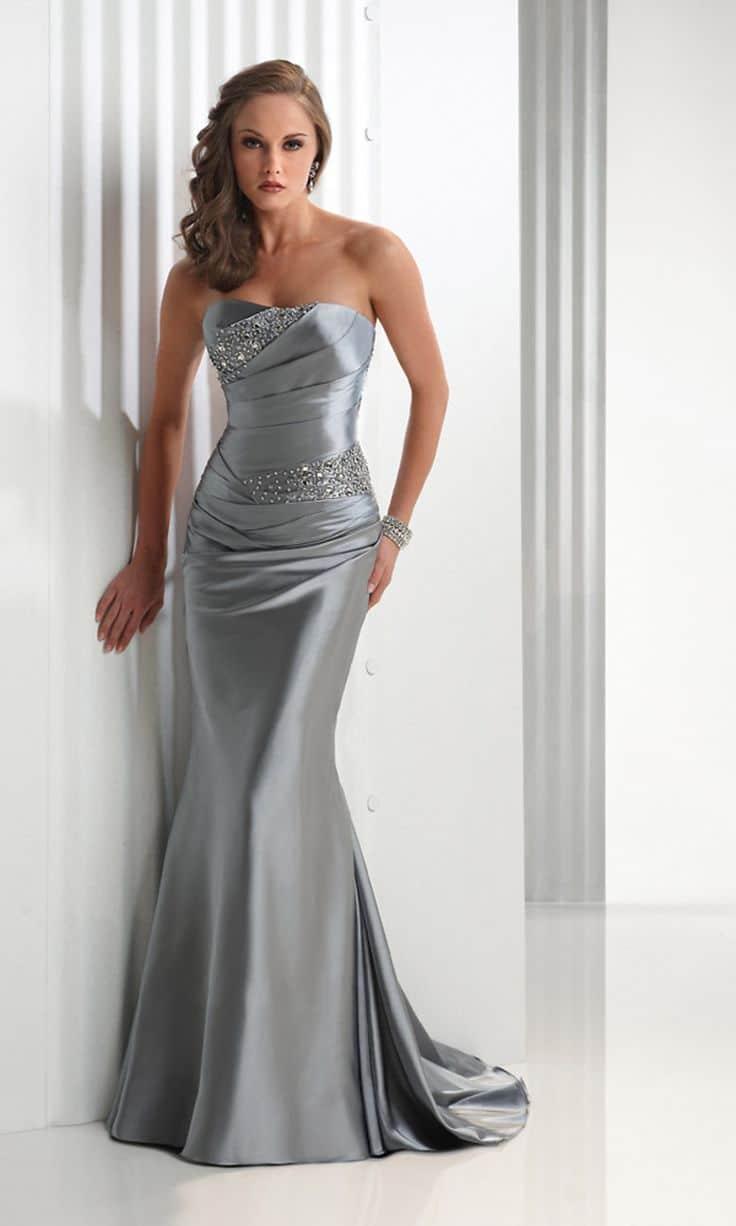 Magnifique robe de soiree pas cher