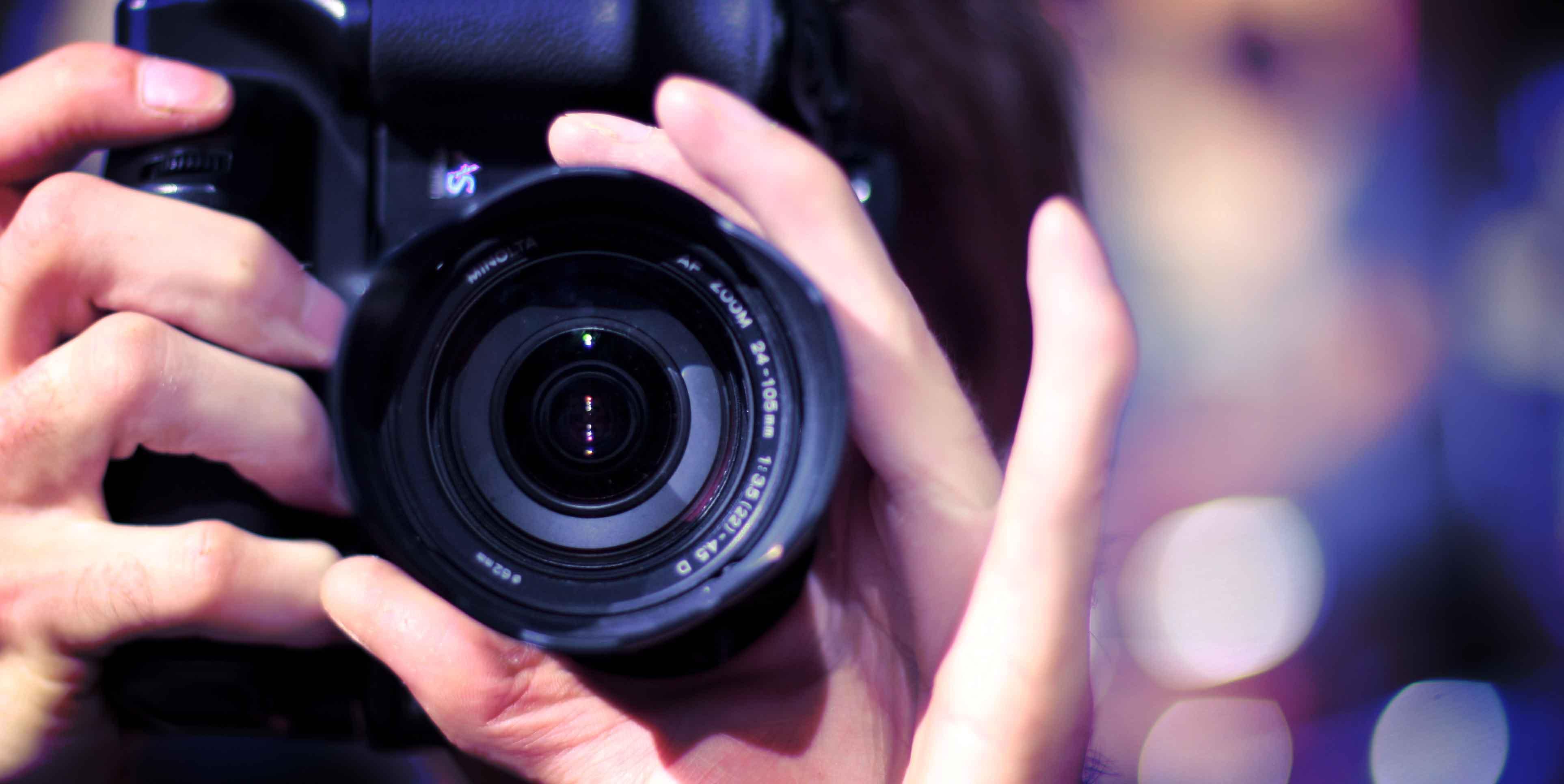 Devenir photographe : comment créer son entreprise