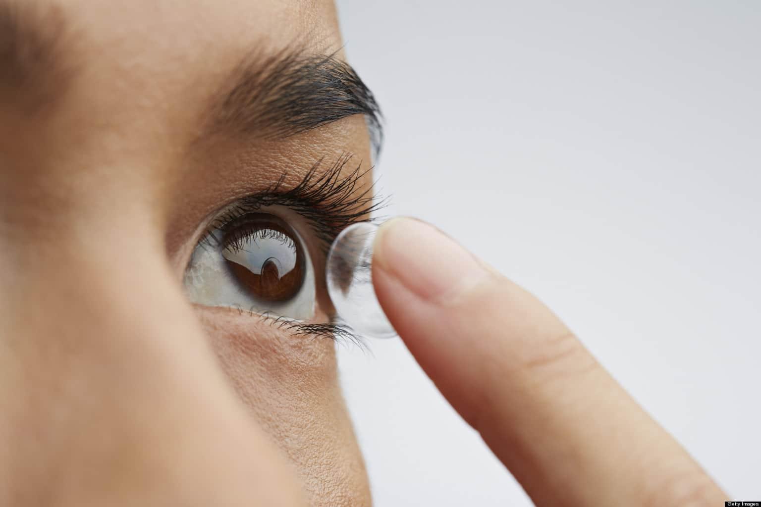 Lentille de contact : comment éviter les irritations