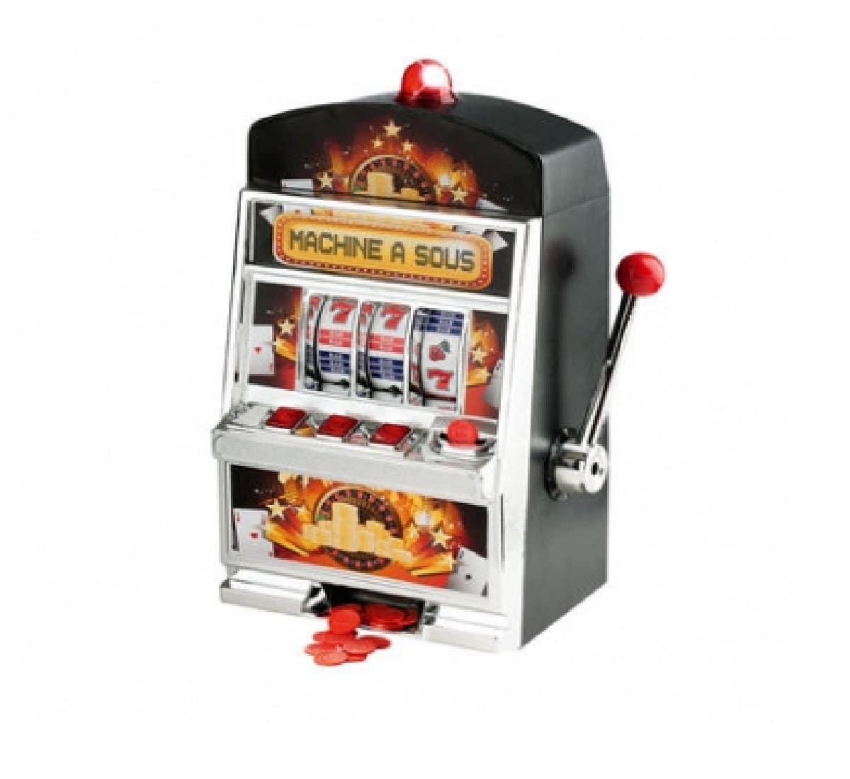 Machine a sous : un jeu qui ne coûte pas cher